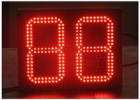2 Digit LED Count UP / LED Count Down Timer / Time and Temperature Display / Digital LED Gas Station Sign 8.889 & 8.888